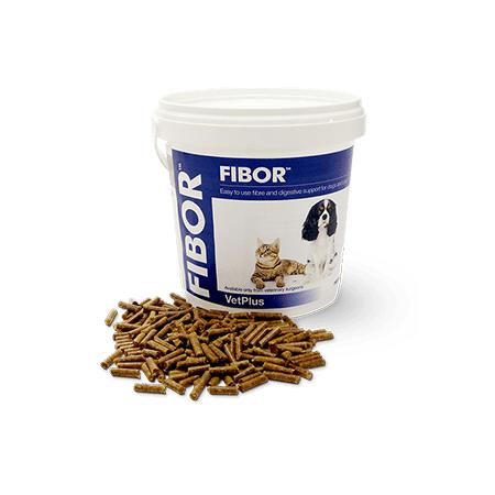 fibor - növényi rost granulátum