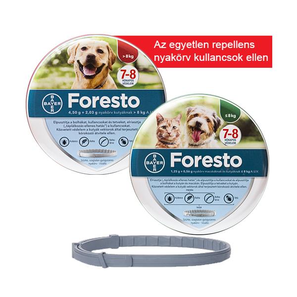 foresto - kullancs elleni nyakorv - 38 cm