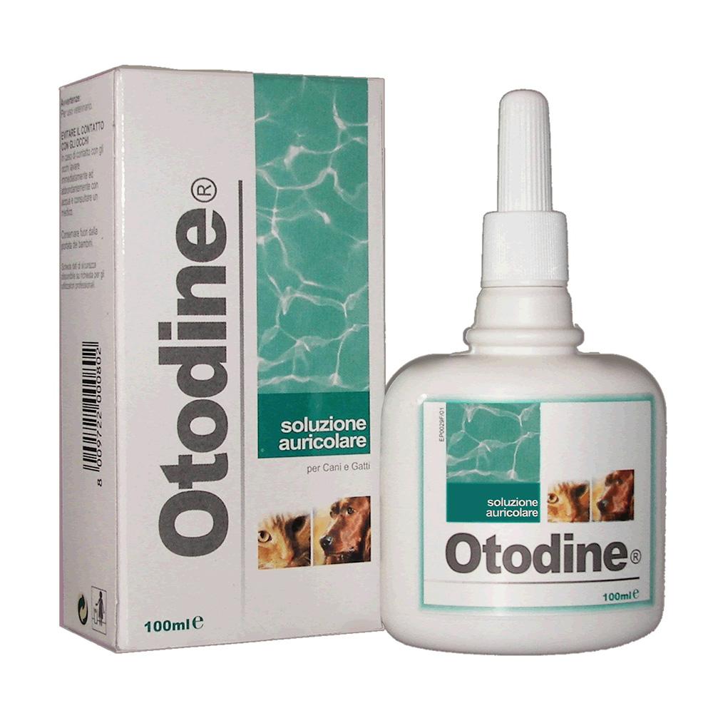otodine - fültisztító oldat - 100 ml